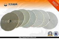 polishing pad holder pad diamond dry polishing pads for granite