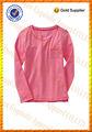 Ragazze 100% qualità di esportazione del cotone slogan jordan magliette t
