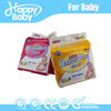 Happy Baby Very Cheap Disposable Baby diaper with ADL from China