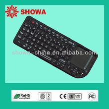Mini wireless keyboard for Google lg smart tv Android TV Box 2.4GHz Wireless Entertainment Handheld Keyboard