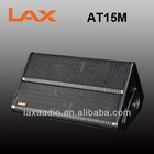 LAX AT15M outdoor loudspeaker/ 15 inch outdoor stage monitor/ full range speaker