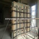 18mm Concrete shutter WPC Composite Wall Construction Board