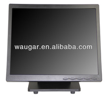 Promotional ! 17'' touch screen monitor factory