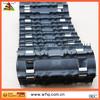snowcat/Skidoo/yamaha /snowmobilr parts/snowmobile trailers rubber track / Snowmobile rubber track facotry