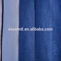 100% indigo de algodón pantalones vaqueros de mezclilla tela fabricantes