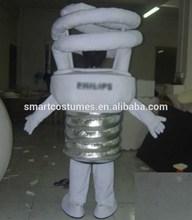 good quality bulb mascot adult bulb costume light bulb mascot costume for adults