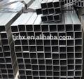 hebei shengfang pre acero galvanizado tubo cuadrado