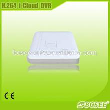 8CH AHD-L Recording H. 264 Full D1 Mini p2p Stand Alone DVR