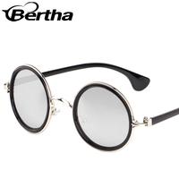 2015 Latest Design Sunglass 385 silver frame silver lens (385)