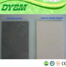 calcium silicate cement board 1400kg/m3,1700kg/m3 density