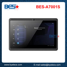 Hot Selling Android 7 inch 512MB DDR 4GB Flash tablet prices