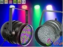 139/177/183x10mm LED PAR64 night club lighting old housing