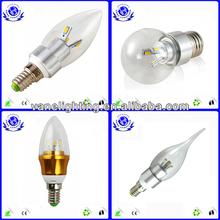 3W Candle C35 LED Bulb E14