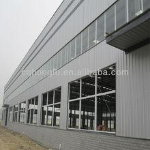 Light Steel Prefab Factory Building