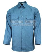 Tecronsafety Flame Retardant Oasis Metal Splash Autumn/Spring Shirt