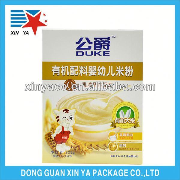 protéines de lactosérum emballages de margarine