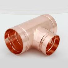 Copper Reducing Tee ASME B16.22, En1254, AS3688,GB/T 11618