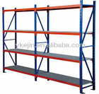 Heavy duty stainless steel storage pipe rack system