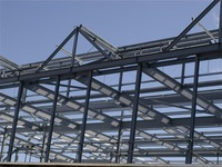 China Qingdao low cost long-span steel structural buildings JHX-SS1056-C
