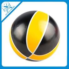 pu sport ball PU color ball stress ball basketball