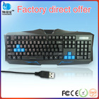 new 2014 usb mechanical pc gaming keyboard for computer desktop
