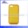 Solid Color PC Cases Cell Phone Cover Plastic Molding For iPhone5/5s