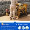 4-30 movable block machine, concrete block machine