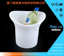 LED Light-Emitting ,LED cube Furniture LED ice bucket