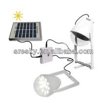 Camp Bright Solar Rechargeable Decorative Warm White Led Lantern Led