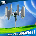 CHINA LOW SPEED HIGH QUALITY LOW RPM HIGH EFFICENCE LOW NOISE HOT SALE LOW PRICE VERTICAL AXIS WIND TURBINE GENERATOR 5KW