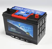 VELA 95D31L Maintenance Free Auto Car Battery