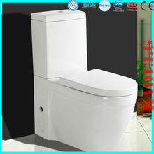 norma europea due pezzi sanitari per il bagno