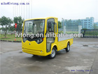 2 seat electric airport semi-trailer towing vehicle (LT-S2.AHY)
