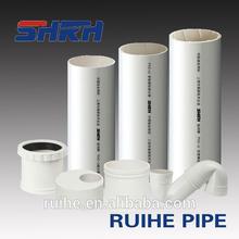 ISO4422/BS EN 1452 pn10 pn16 pvc water pipe