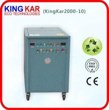 Oxyhydrogen Gas Car Engine Carbon Clean Machine generator gas engine
