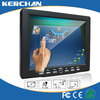 "High resolution 8"" Industrial monitor, industrial LCD monitor, industrial touch screen monitor"