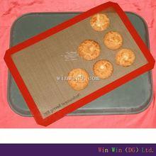Innovative Design Non-stick Multifunctional silicone baking sheet mat pad