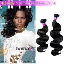 Factory direct sale cuticle intact 10-28inch cheap 100% virgin brazilan hair