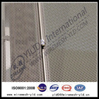 light weight galvanized/powder coating expanded metal mesh fence(BV,ISO9001)