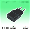 CE ROHS universal mobile travel charger