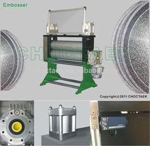 Automatic aluminium Foil Embossing Machine
