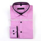 Wholesale lastest design brand name men dress shirts