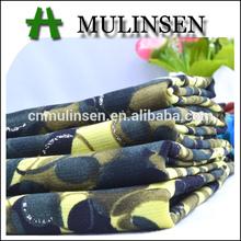 Mulinsen Textile New Fashion Design Printed Cheap Polyester Wool Peach Men's Shirting Fabric