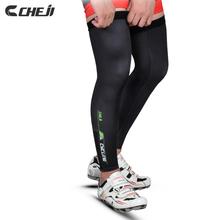 Wholesale 2014 White Color Cheji leg sleeve Can Customized High Quality cycling leg protection, leg warmer Bike Equipment
