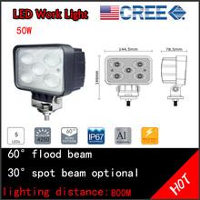 Super Bright Longlife 12V 24V 10w 15w 18w 24w 27w 36w 48w 50w led truck light 24v