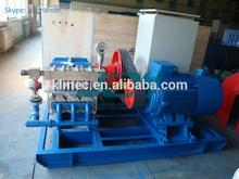 Electric Ultra high pressure water blaster 1500-3000bar/High pressure water blaster/Water jetting machine