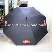 Fancy Fish printed golf umbrella for prom
