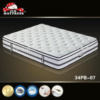 New design bamboo fiber foam mattress from chinese mattress factory