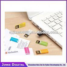 usb flash drive factory wholesale, mini Usb flash drive,Mini Plastic USB flash with customer's logo