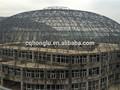 China Honglu estructura acero para construcción invernadero